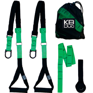 KB Body Weight Suspension Trainer