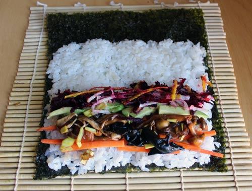 sushi-pre-roll