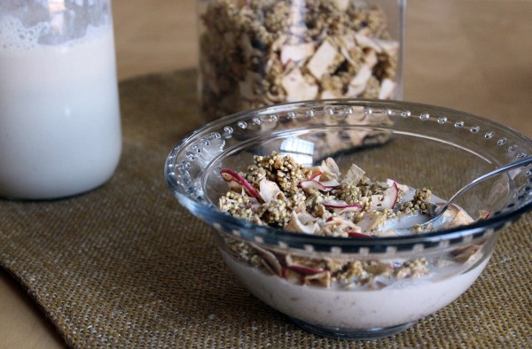 Sprouted Apple Cinnamon Cereal