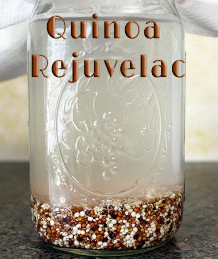 Quinoa Rejuvelac