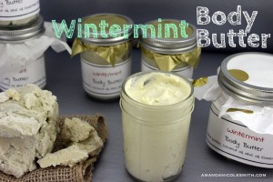 Wintermint Body Butter