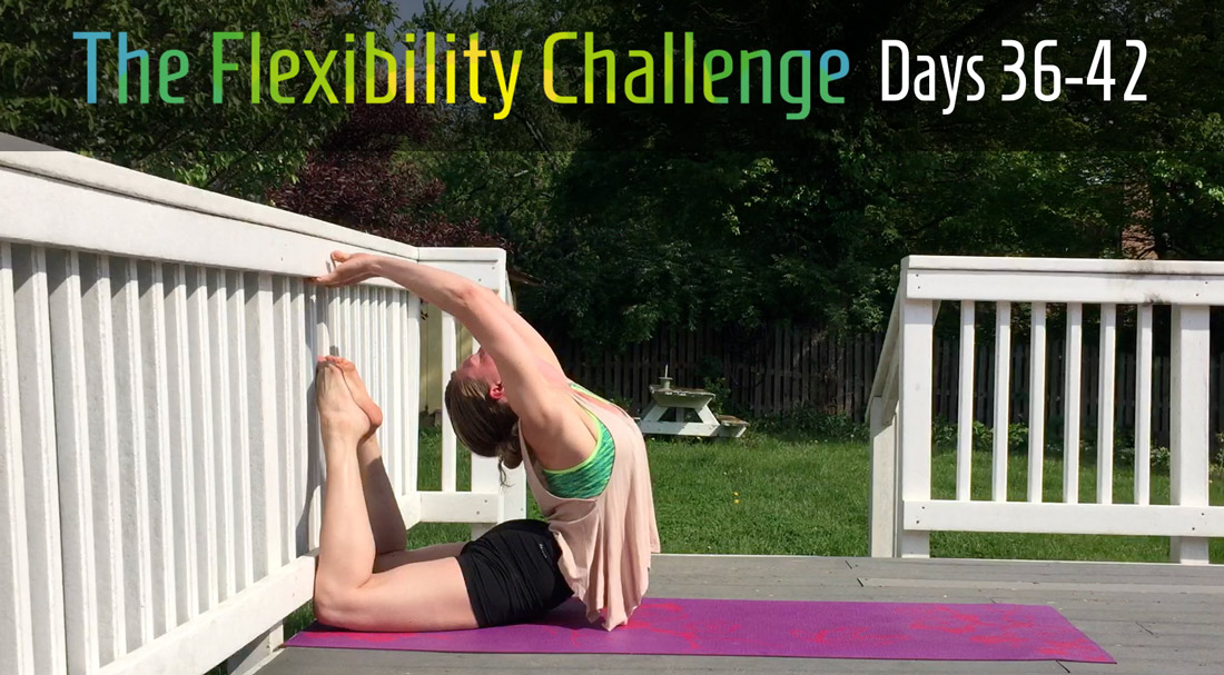 Week 6 | 100 Day Contortion Flexibility Challenge