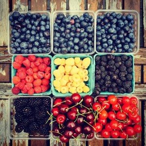 berries for the week