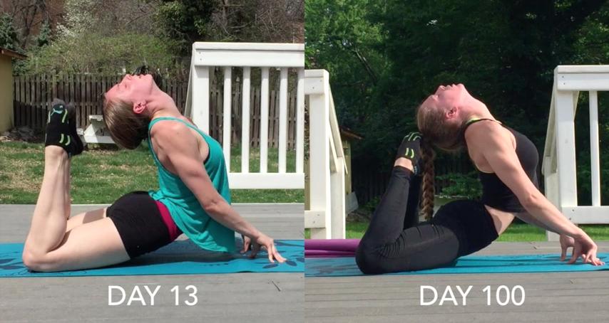 Cobra - Feet to Head - The Flexibility Challenge