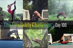 100 Day Challenge 2 | Contortion Flexibility | Before and After