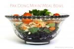 Pak Dong Mixin' Meal Bowl