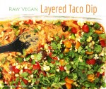 Raw Vegan Taco Dip | Nacho Cashew Cheese