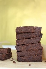 Raw Vegan Pecan Brownies