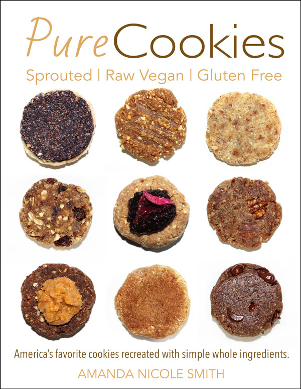 Pure Cookie Book