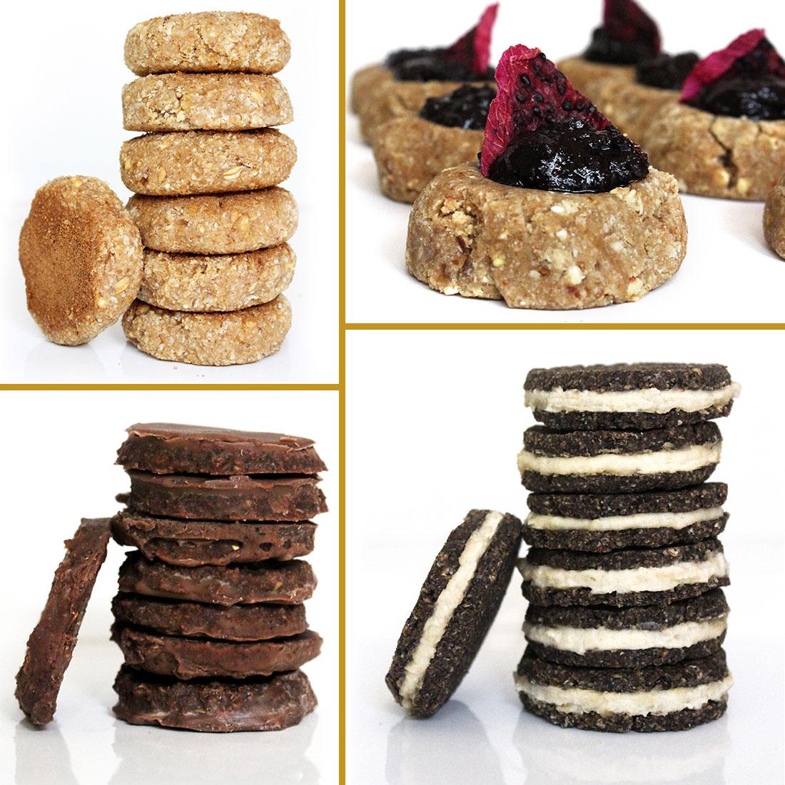 Pure Cookies eBook Preview