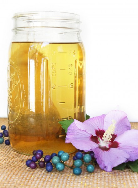 Relieve Cough and Congestion Herbal Tea