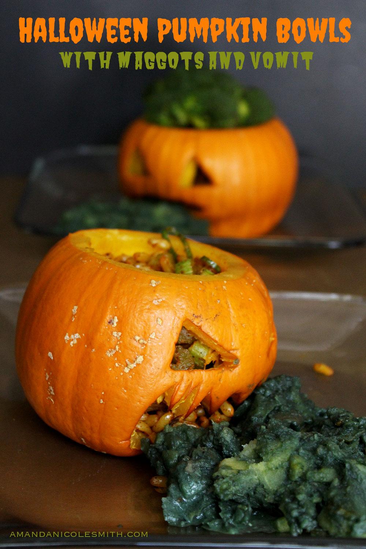 Scary Halloween Dinner