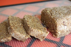 Raw Vegan Banana Bread