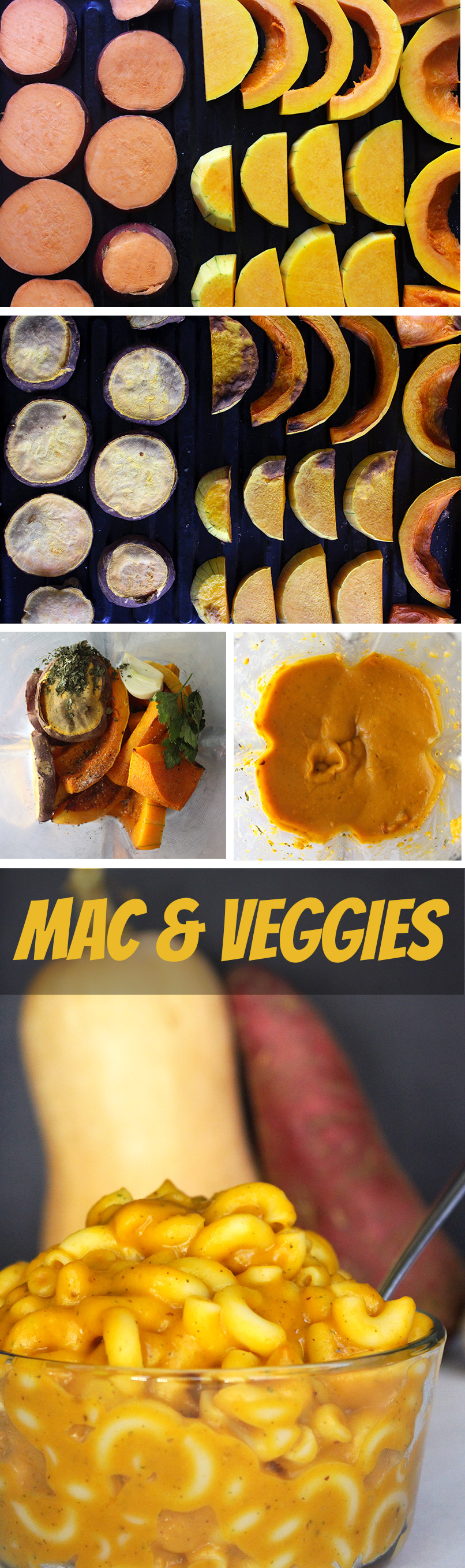 Mac & Veggies