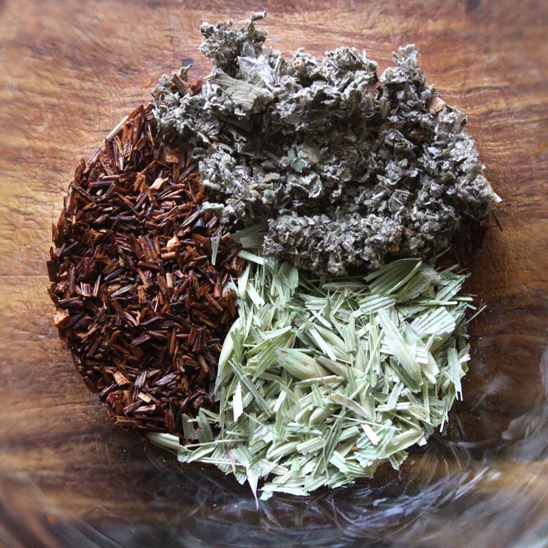 Mild Tasting Herbs