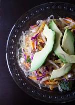 Raw Vegan Stir Fry