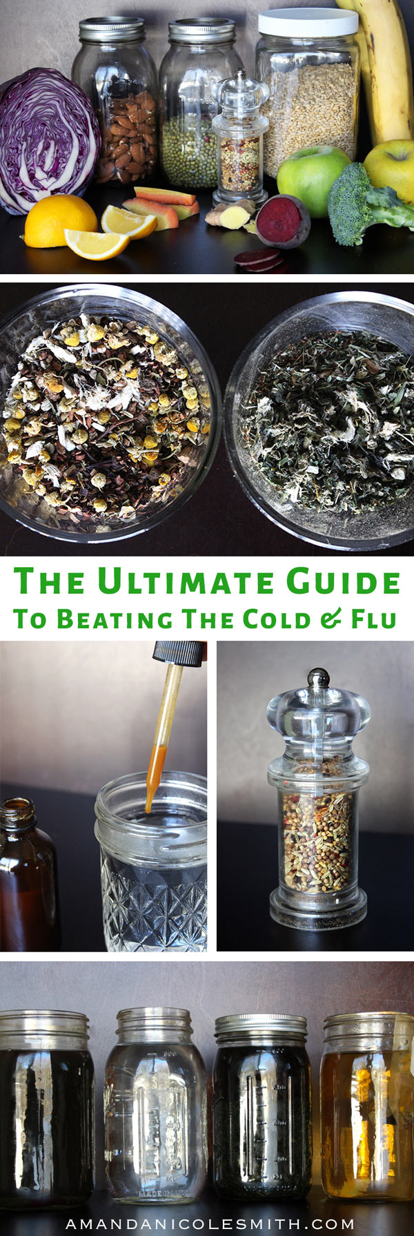 The Ultimate Guide To Beating The Cold & Flu