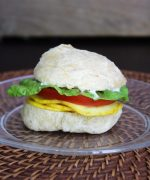 Hickory Zucchini Sandwiches