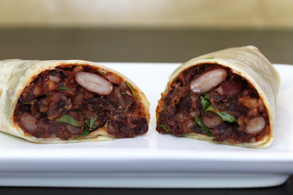 Chipotle Bean Burrito