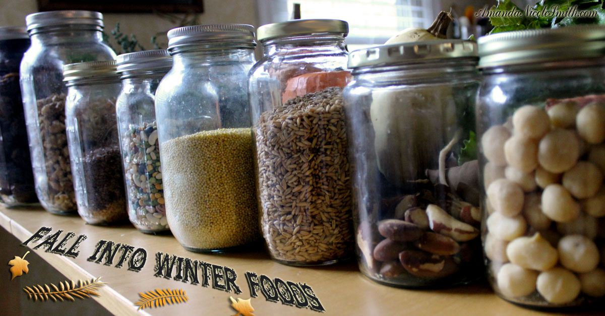fall into winter foods