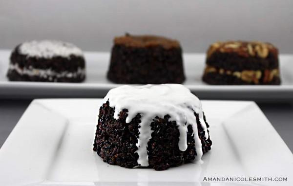 Vegan 8 Treasure Rice Pudding with Coconut Cream