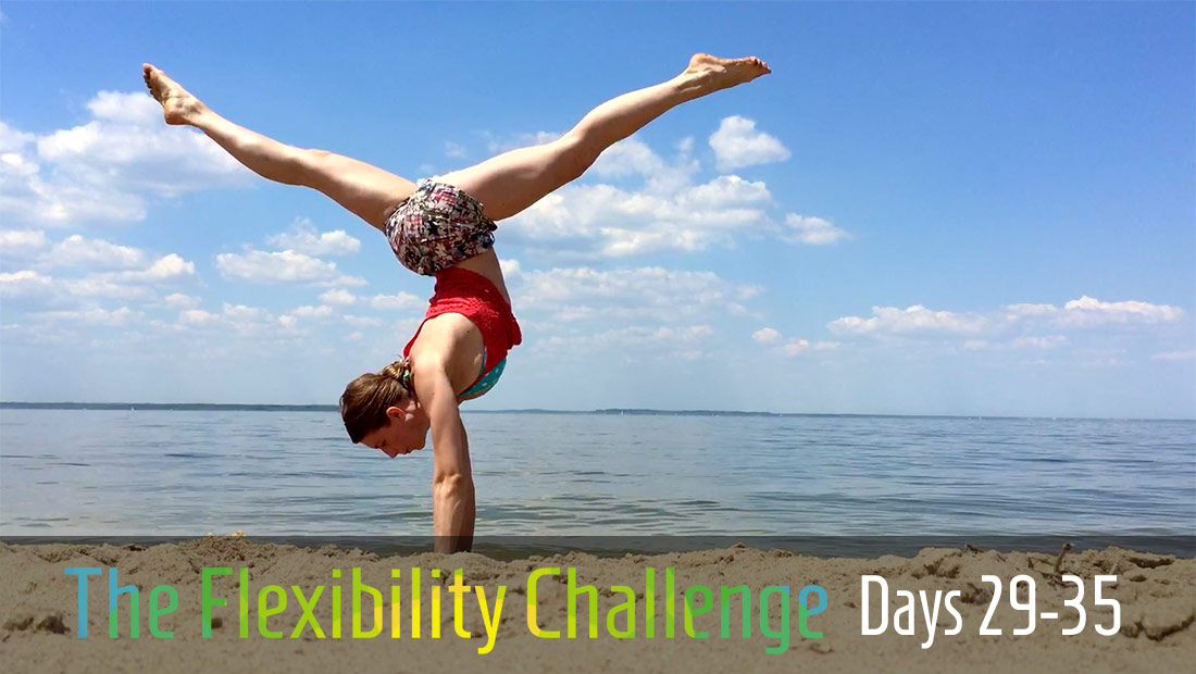 Week 5 | 100 Day Contortion Flexibility Challenge