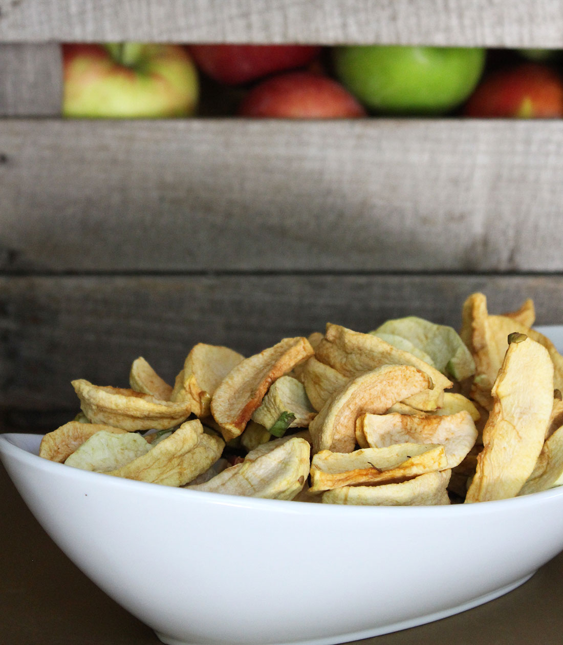 Dried Apple Wedges