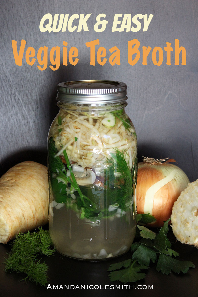 Vegetable Tea Broth