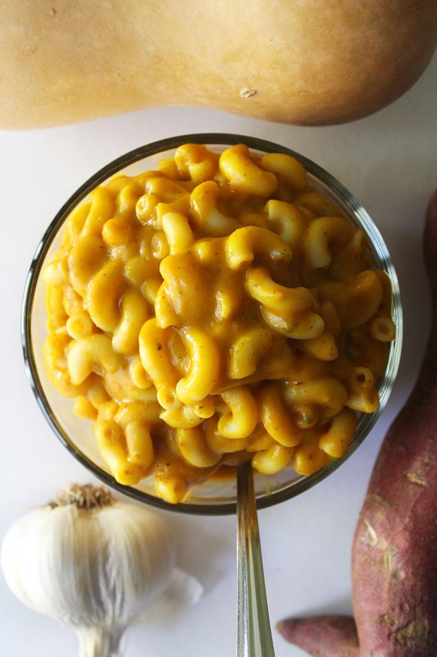 Roasted Veggies and Macaroni