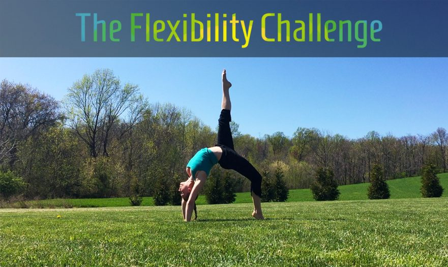 The Flexibility Challenge Weeks 1-2