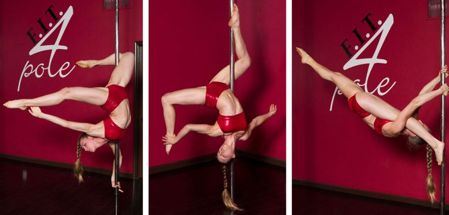 How To Freestyle Pole Dance