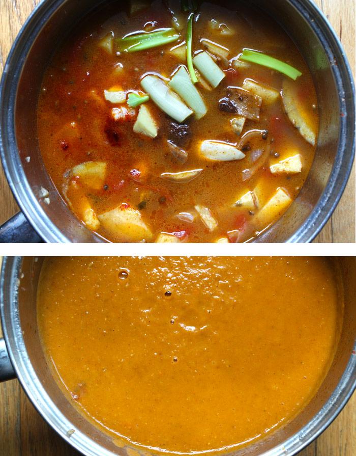 Sweet Potato Tomato Sauce