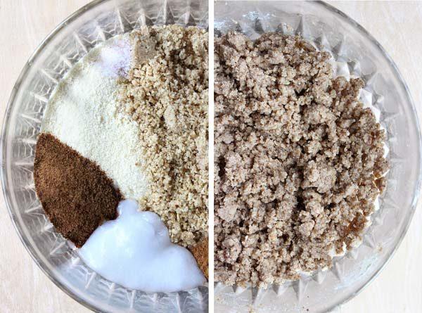 Crumb Cake Batter