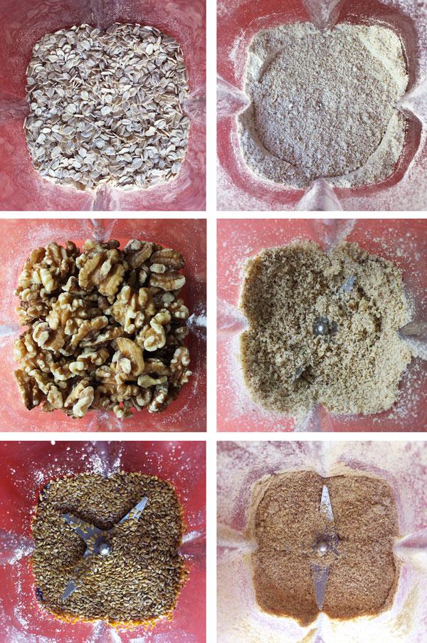 Raw Vegan Bread Flour