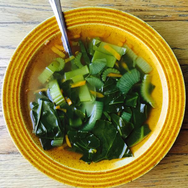 Collard Green Soup