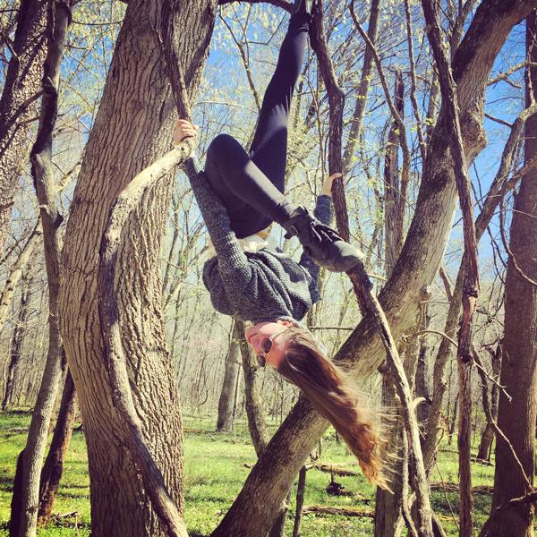 Swinging on a Vine
