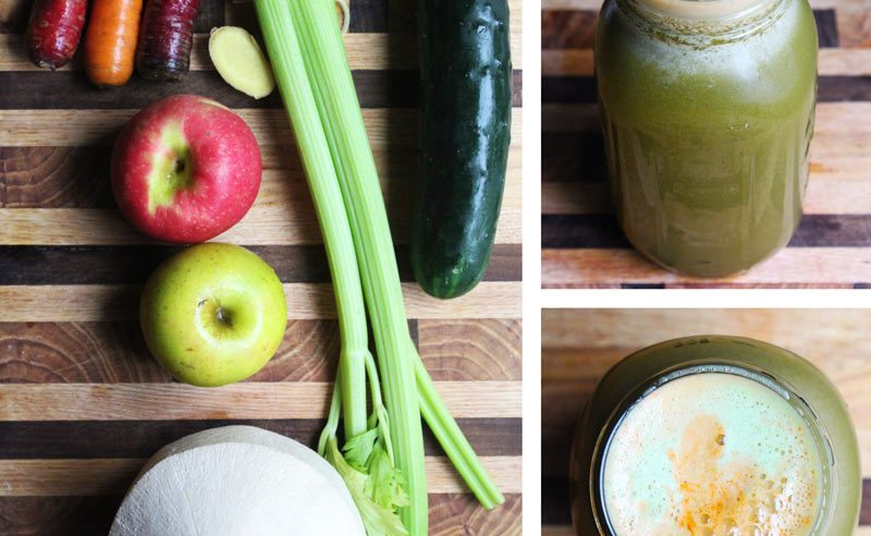 Nutritious Fruit & Veggie Juice